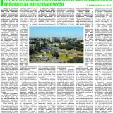 ,,Prawo własności nieruchomości dla mieszkańców Spółdzielni Mieszkaniowych, II strona Dodatku - Mieszkaniec nr 4 (628) z 26.02.2015 r.